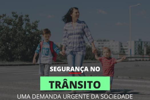 Segurança no Trânsito: Uma Demanda Urgente da Sociedade!
